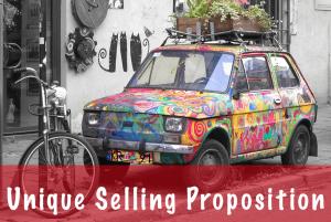 USP(Unique Selling Proposition)